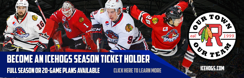 Rockford IceHogs Opening Night